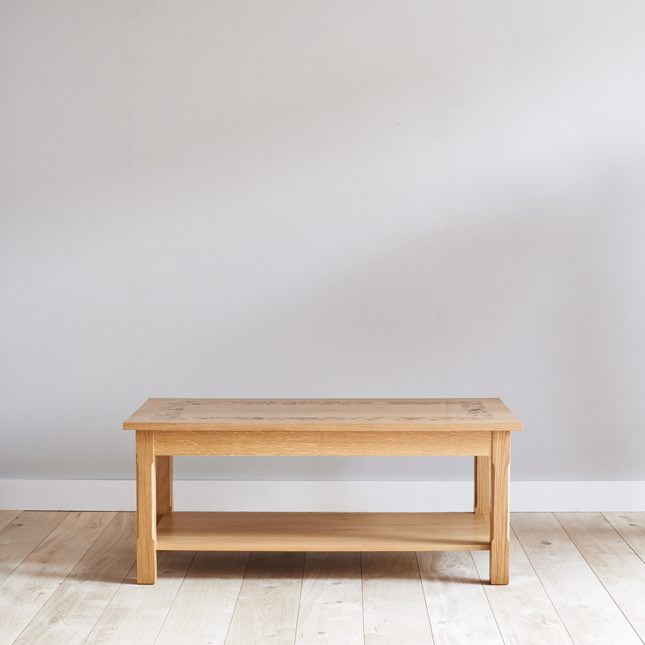 Dalesbred hand-built Coffee Table