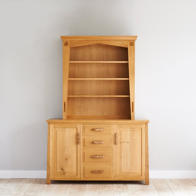 Front view of Littondale Dresser