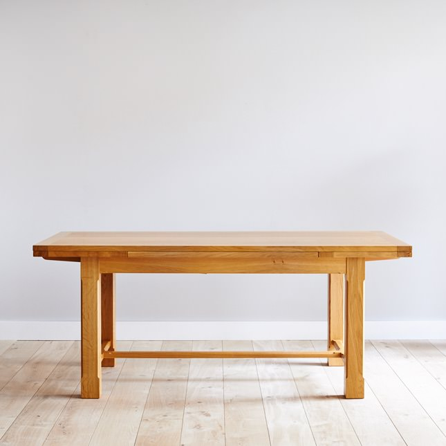 Dalesbred oak Refectory Table