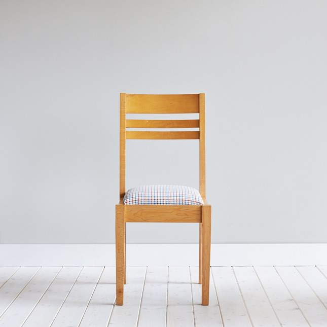 Maple Shaker dining chair