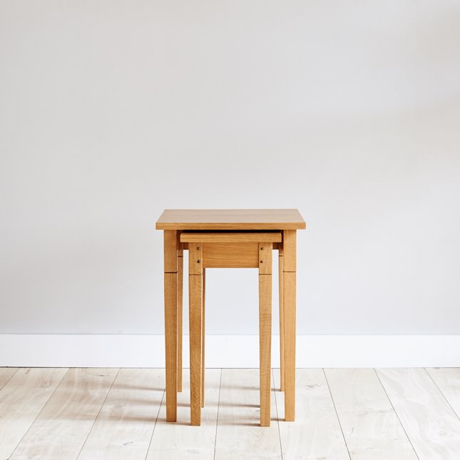 Dalesbred hand-crafted Nest of Tables