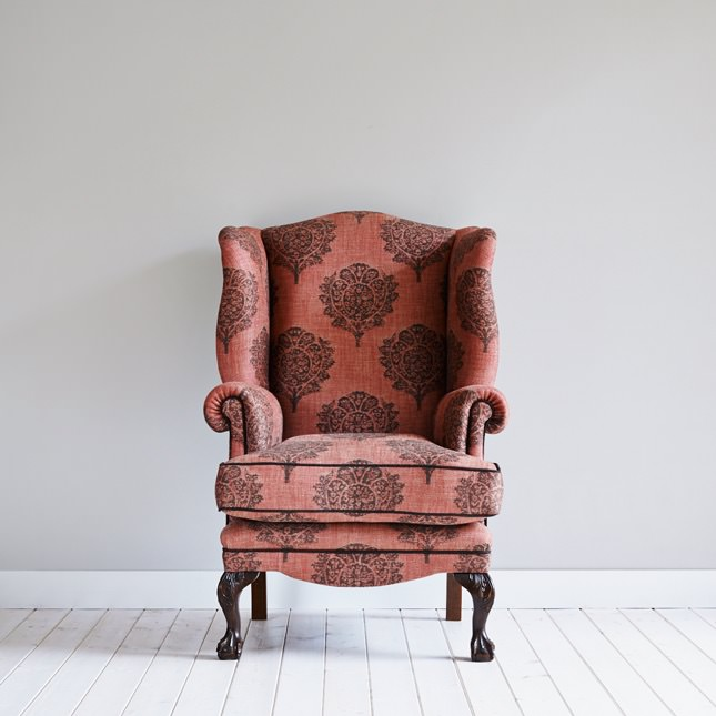 Dalesbred Thackaber Winged chair
